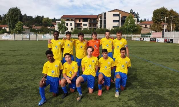 Loire – Dix clubs ligériens encore engagés en Coupe Gambardella
