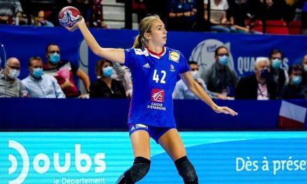 Handball – La Stéphanoise Perrine Petiot a fait ses premiers pas en Bleu