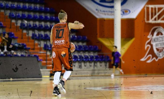 Basket/NM1 – Andrézieux assume ses envies de haut de tableau