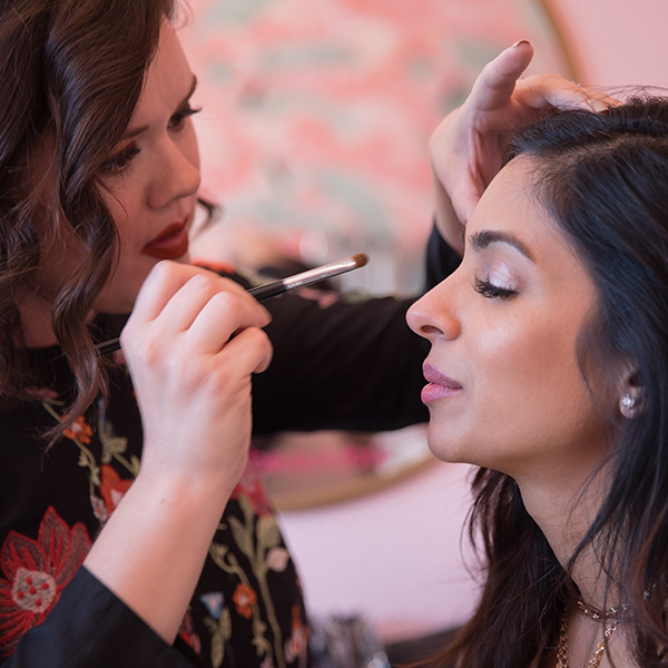 Professional Makeup Application - Parlor Beauty Bar - Austin TX