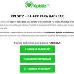 00 Xploitz app screenshot