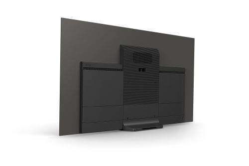 OLED de Sony Vista de atrás