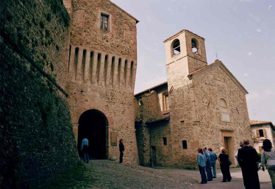 Castello di Torrechiara  Italy