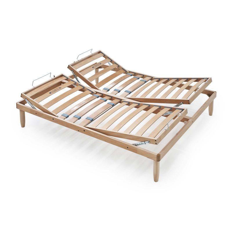 Reti in legno a doghe Parma Reti robuste e ecocompatibili
