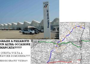 Come l'alta velocità a Reggio perdiamo una altra grande opportunità!1