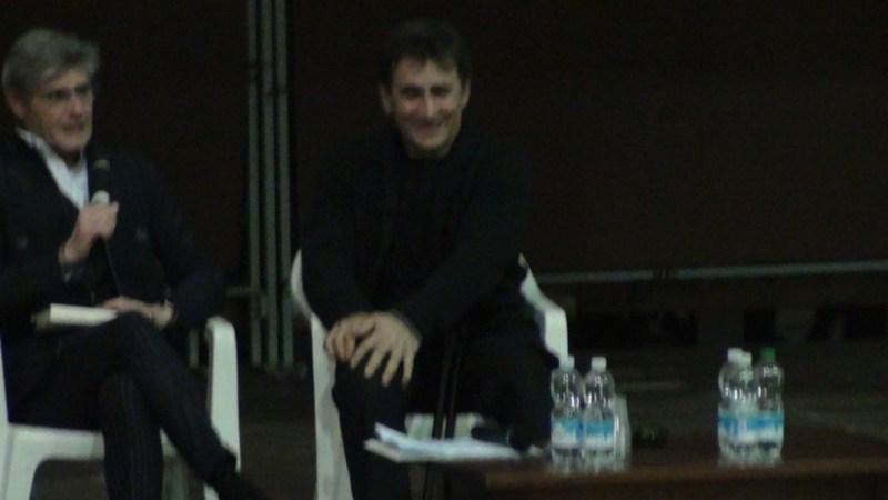 Zanardi e Guido Schittone