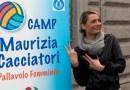 Bedonia arriva CAMP Maurizia Cacciatori per insegnare i segreti della pallavolo femminile