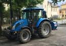 Varano Melegari continua la polemica sul trattore-decespugliatore