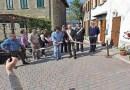 Filippi di Solignano nuova pavimentazione nel borgo storico