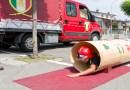 VIDEO Felegara festa dello sport i ragazzi di Medesano pompieri per un giorno
