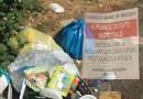 Isole Rubbians nonostante il divieto rifiuti lasciati lungo la strada