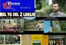 IL TG del  2 Luglio ore 20,00. Dal Castello di Roccalanzona.
