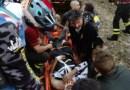BORGOTARO. 57enne parmigiano cade dalla muontain bike in località Ca' Bruna