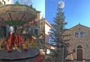 Fornovo fa discutere  l'Albero di Natale nel Centro Storico