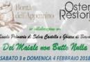 Selva Castello di Terenzo sabato 3 e Domenica 4 del Maiale non butto Nulla il Programma con le scuole di Selva e Ghiare