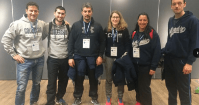 Definiti gli staff del Collecchio Baseball Softball 2018