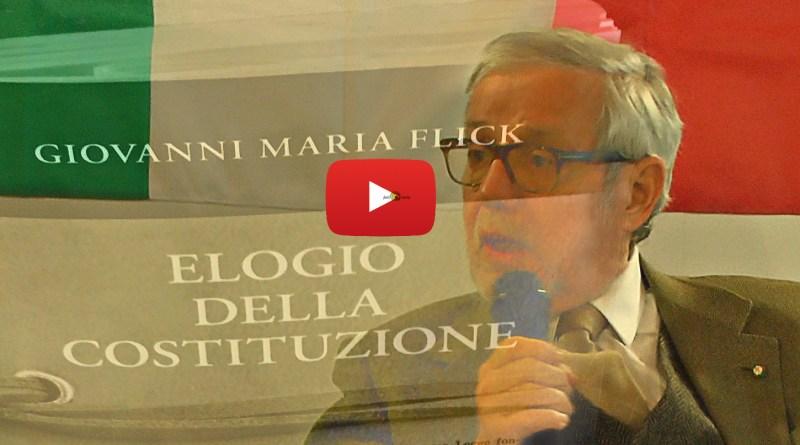 XXV aprile 70 anni e non li dimostra elogio di G.M.Flick alla Costituzione Italiana