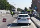 Incidente stradale a Ramiola moto contro auto