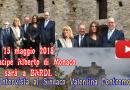 15 maggio 2018 arriverà il principe Alberto di Monaco a Bardi. Intervista al sindaco.