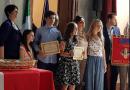 Festa della Repubblica a Varano de' Melegari. Consegnate le borse di studio Dallara.
