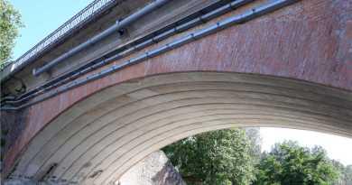 Riaperta la prima arcata sotto il ponte di Fornovo