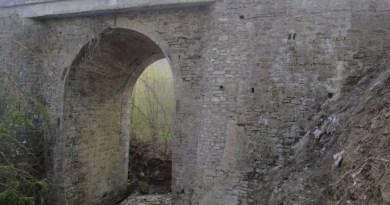 Sistemato ponte tra Bardi e Borgotaro.