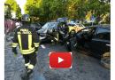 Grosso incidente  stradale questa mattina ad Ozzano. 7 i feriti.
