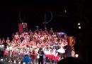 Val Taro e Val Ceno: più di  700 a Fidenza per il saggio di danza.