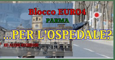 Blocco Euro 4 a Parma, tranquilli in ospedale ci si può andare così come….