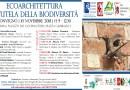 Sabato mattina 10 novembre Ecoarchitettura a tutela della biodiversità al Palazzo del Governatore di Parma