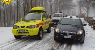 77enne in difficoltà al Passo del Chiodo interviene il Soccorso Alpino ed i Carabinieri