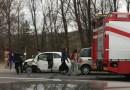 Incidente stradale a Piani di Riva di Varano Melegari coinvolta una donna incinta