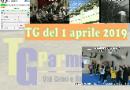 GUARDA il  TG Parmense del 1° aprile 2019 valli Ceno e Bassa Taro.