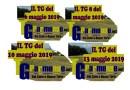 I Tg Pamense del 3, 6, 8, 10, 13 maggio.