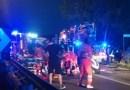 Incidente stradale all'ingresso di Ozzano tre veicoli coinvolti due persone incastrate gravi