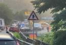 Brutto incidente a Selva Stazione lungo la fondovalle della val Taro. Motociclista portato con l'elisoccorso al Maggiore