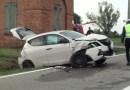 Incidente stradale tra Madregolo e Vicofertile. Due giovani donne portate al Maggiore