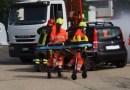 Esercitazione di protezione civile a Sala Baganza