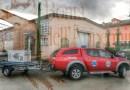 Donata una torre faro al Comune di Solignano da Bontà dell'Appennino per la Protezione Civile Comunale