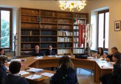 Riunione a Varsi sui servizi sociali associati dell'Unione delle valli del Taro e del Ceno – TG Parmense del 23 ottobre 2019