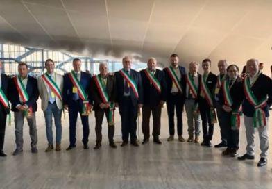 Convegno romano per i sindaci dei comuni più piccoli del Parmense – Le immagini ed una intervista in collegamento da Roma – TG Parmense del 28 ottobre 2019