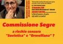 Collecchio Rassegna_2 Luciano Canfora e  Commissione Segre a rischio censura Sovietica e Orwelliana