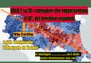 SOLO 2 su 50 i consiglieri che in regione rappresentano la META' del territorio regionale