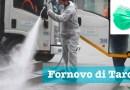 Fornovo Città Futura chiede il lavaggio delle strade e relativa Mozione da discutere in seduta Consigliare telematica