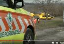 Elisoccorso fa la spola per portare rianimatori a Piacenza per trasportare pazienti in terapia intensiva.  …e le Assistenze Pubbliche di Modena vanno a Piacenza