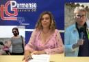 TG ore 19 Fornovo lutto per la scomparsa di Gabriella Filippelli in Gardelli (La Bionda)