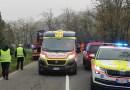 Un altro incidente stradale tra Fornovo e Respiccio, 3 auto coinvolte. Sul posto automedica e tre ambulanze