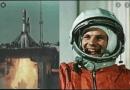 A 60 anni dal suo ingresso  nella storia mondiale, il nostro ricordo di Jury Gagarin
