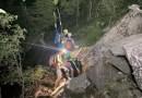 Civago, escursionista parmigiana 35enne rimane bloccata 9 ore su una parete rocciosa: salvata dal soccorso alpino