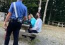 Carabinieri di Santa Maria del Taro salvano due escursionisti che si erano persi nei boschi